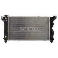 Радиатор охлаждения автомат 2.4 3 3.3 3.8 (2 ряд) нижний выход справа