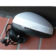 Зеркало левое электрическое , с автоскладыванием , подогревом , указателем поворота(aspherical) , 8 контактов , грунтованное