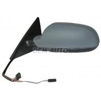 {16 конт.} Зеркало левое (4 дв) Sportback электрическоес подогревом автоскладыванием указателем поворота памятью Side assist(aspherical)грунтованное{16 конт.}
