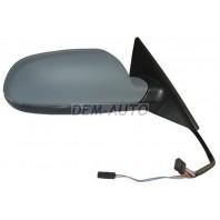 {16 конт.} Зеркало правое (4 дв) Sportback электрическоес подогревом автоскладыванием указателем поворота памятью Side assist(aspherical)грунтованное{16 конт.}