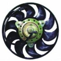 {AI100 91-94/A6 95-(180W 280mm)} Мотор+вентилятор радиатора охлаждения в сборе (180W 280mm)