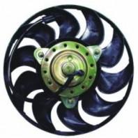 {AI100 91-94/A6 95-(300W 280mm)} Мотор+вентилятор радиатора охлаждения в сборе (300W 280mm)