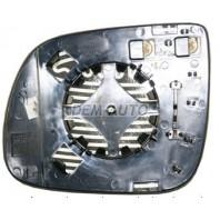 {Q5 08-} Стекло зеркала правого электрического с подогревом (aspherical)