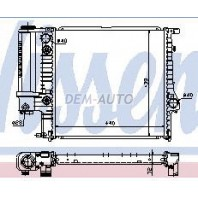 {E30 88-91} Радиатор охлаждения (см.каталог)