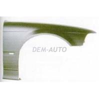 Крыло переднее правое (КУПЕ) (кабриолет) с отверстием под повторитель
