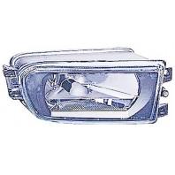 Фара противотуманная правая(DEPO) прозрачная