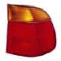 Фонарь задний внешний правый (УНИВЕРСАЛ) красно-желтый