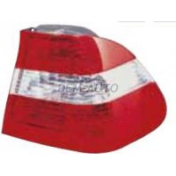 Фонарь задний внешний правый (СЕДАН) красно-белый