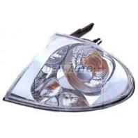 Указатель поворота угловой левый+правый (КОМПЛЕКТ) (СЕДАН) тюнинг прозрачный хрустальный внутри хромированная