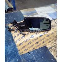 Зеркало правое электрическое с подогревом автоскладыванием с памятью , подсветкой 12 контактов (aspherical) грунтованное