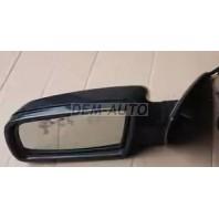 Зеркало левое электрическое с подогревом автоскладыванием с памятью , подсветкой 12 контактов (aspherical)