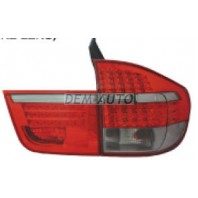 Фонарь задний внешний+внутренний левый+правый (комплект) тюнинг диодный внутренний+внешний (EAGLE EYES) красно-тонированный