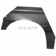 Ремонтная арка заднего правого крыла(2 дв)