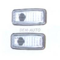 Повторитель поворота в крыло левый=правый прозрачный