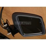 Зеркало правое электрическое с подогревом указателем поворота с подсветкой автоскладывающееся с памятью (ASPHERICAL) (Китай)