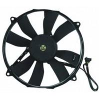 Мотор+вентилятор радиатора охлаждения правый