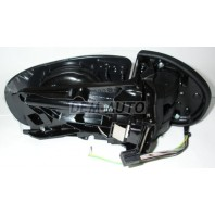 Зеркало правое электрическое с подогревом автоскладывающееся 9 контактов без крышки (ASPHERICAL)
