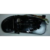 Зеркало левое электрическое с подогревом автоскладывающееся с памятью без крышки (ASPHERICAL)