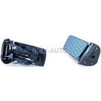 Зеркало левое электрическое с подогревом автоскладывающееся без крышки 7 контактов (FLAT)