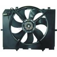 Мотор+вентилятор радиатора охлаждения с корпусом (Temic-тип)