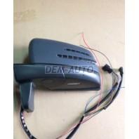 Зеркало левое электрическое с подогревом указателем поворота подсветкой автоскладывающееся SIDE ASSIST (ASPHERICAL) (Китай)
