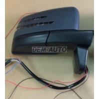 Зеркало правое электрическое с подогревом  с указателем поворота с подсветкой автоскладывающееся SIDE ASSIST (ASPHERICAL) (Китай)
