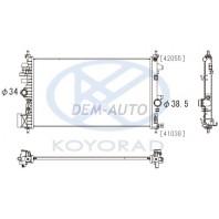 Радиатор охлаждения автомат1.6 1.8(KOYO)