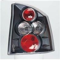 Фонарь задний внешний левый+правый (комплект) тюнинг(седан) прозрачный (LEXUS ТИП)(SONAR) внутри черный