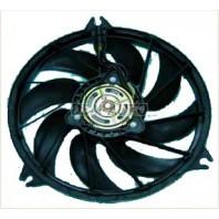 Мотор+вентилятор радиатора охлаждения