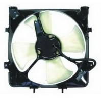 Мотор+вентилятор конденсатора кондиционера с корпусом автомат