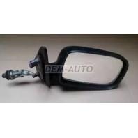 Зеркало левое механическое с тросиком (flat)
