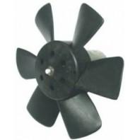 Мотор+вентилятор радиатора охлаждения (100W}
