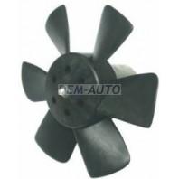 Мотор+вентилятор радиатора охлаждения (350W}