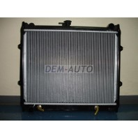 {400x508mm SAFE/SUV G5 / HOOVER '05/Hilux 83-98} Радиатор охлаждения автомат механика (бензин) {400x508mm}