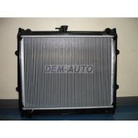 {400x508mm SAFE/SUV G5 / HOOVER '05/Hilux 83-98} Радиатор охлаждения механика (бензин) {400x508mm}