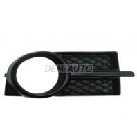Решетка бампера передняя правая под противотуманку (седан)