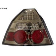 {RAVON NEXIA R3 16-} Фонарь задний внешний левый+правый (комплект) (седан) тюнинг с диодами (EAGLE EYES) красный-тонированный