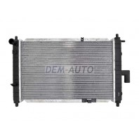 Радиатор охлаждения 1.8 2 2.5 механика автомат