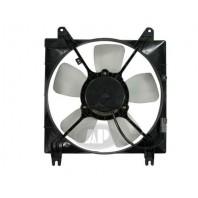 Мотор+вентилятор радиатора охлаждения с корпусом 1.8