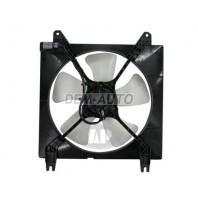 Мотор+вентилятор радиатора охлаждения с корпусом 1.6