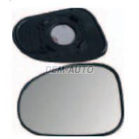 Стекло зеркала левое  без подогрева (Китай)