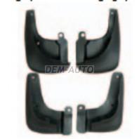 Брызговик переднего крыла левый+правый (комплект) + задние (4 штуки) (Китай)