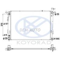 Радиатор охлаждения (бензин) автомат (KOYO)