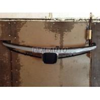Решетка радиатора (СЕДАН) хромированная-черная