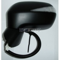 Зеркало левое автоскладывание электтрическое с подогревом с уазателем поворота (aspherical) (СЕДАН)
