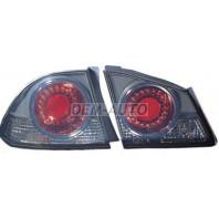 Фонарь задний внешний+внутренний, левый+правый (комплект) (седан), тюнинг, диодный, стоп-сигнал, тонированно-красный