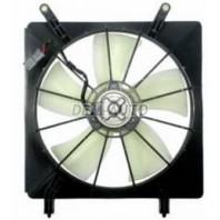 Мотор+вентилятор радиатора охлаждения с корпусом