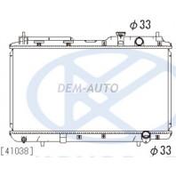 Радиатор охлаждения (1 ряд) алюминиевый (KOYO) механика