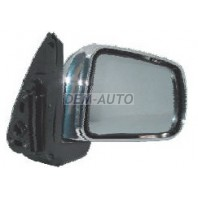 Зеркало правое электрическое без подогрева (CONVEX), хромированное