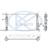 {+ FD FOCUS 05- / C-MAX 03-/ VV S40 04-} Радиатор охлаждения 1.3 1.6 2 (KOYO)